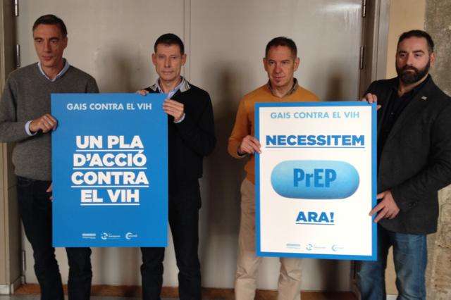La Plataforma Gais Contra el VIH denuncia que la falta de voluntad política impide detener el incesante goteo de nuevas infecciones