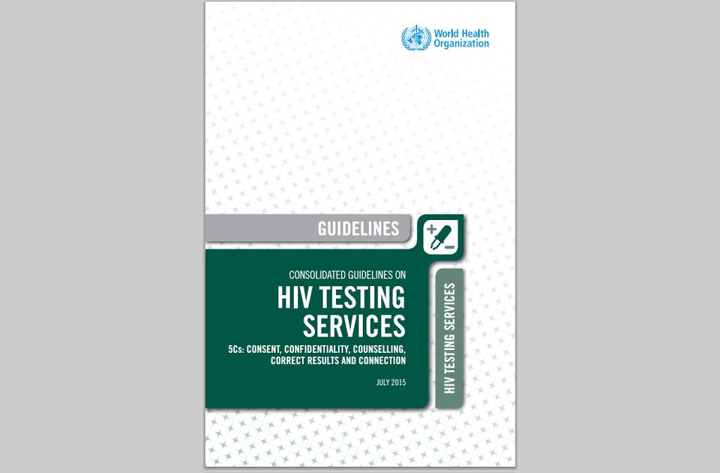 La OMS pone BCN Checkpoint como ejemplo en sus nuevas recomendaciones globales para la detección del VIH