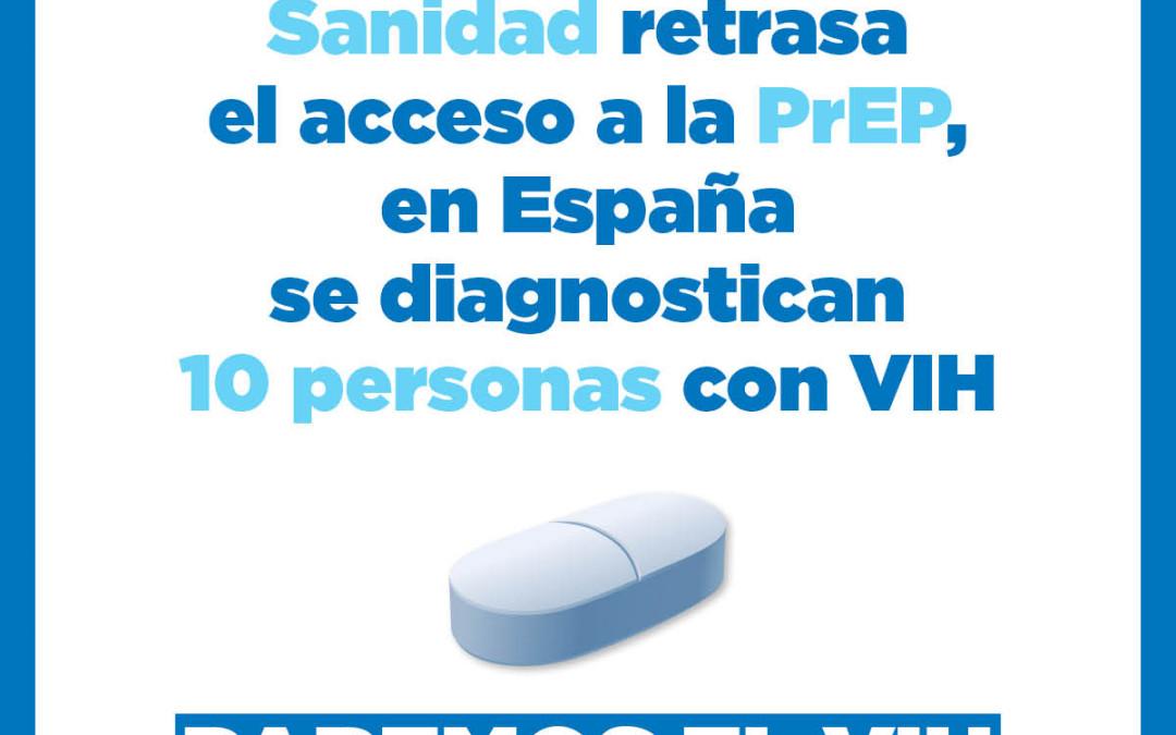 La Plataforma Gais Contra el VIH presenta una campaña de alcance estatal para exigir el acceso a la Profilaxis Preexposición (PrEP)
