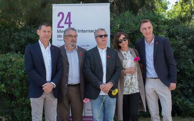 Llamada a no permitir que la burocracia aplace el fin del sida, en el marco del Memorial Internacional del Sida en Barcelona