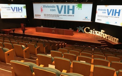 Convivir con el VIH en tiempos de Covid-19 y el potencial de la telemedicina son los principales argumentos de la XVII Jornada para personas con VIH/sida
